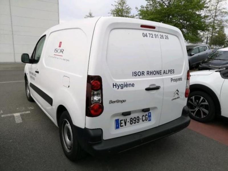 Photo 3 de l'offre de CITROEN BERLINGO M 1.6 BLUEHDI 75 CLUB à 10680€ chez Brignais automobiles