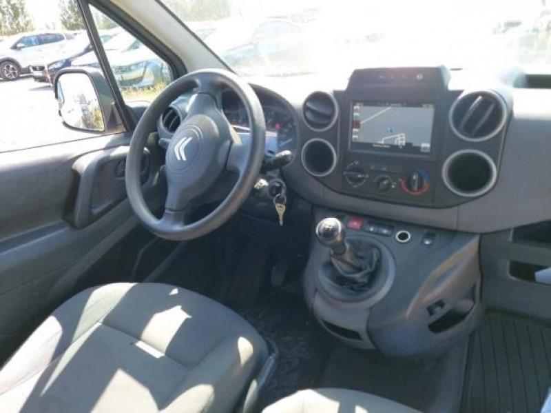 Photo 5 de l'offre de CITROEN BERLINGO M 1.6 BLUEHDI 75 BUSINESS à 9900€ chez Brignais automobiles