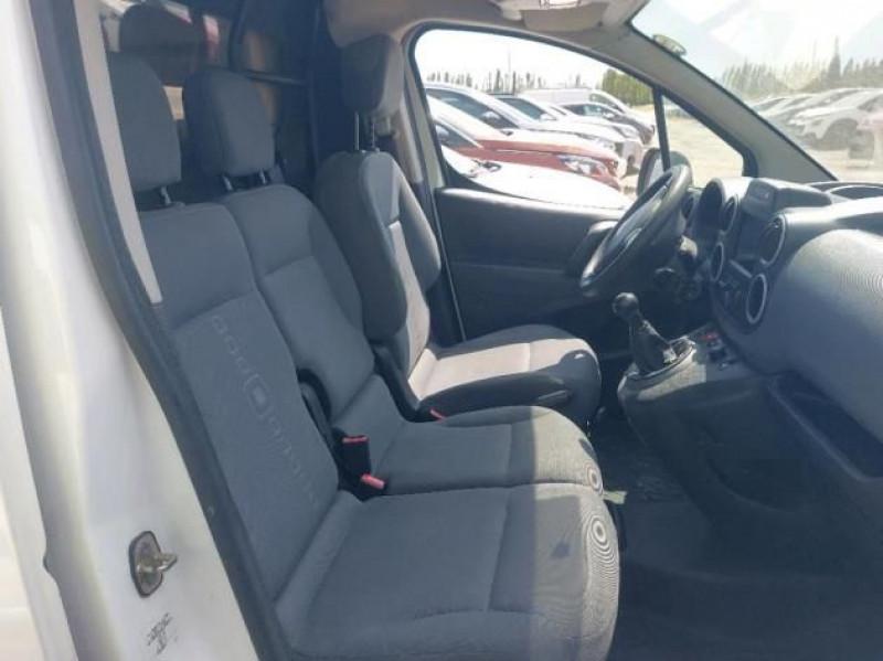 Photo 6 de l'offre de CITROEN BERLINGO M 1.6 BLUEHDI 75 BUSINESS à 9500€ chez Brignais automobiles