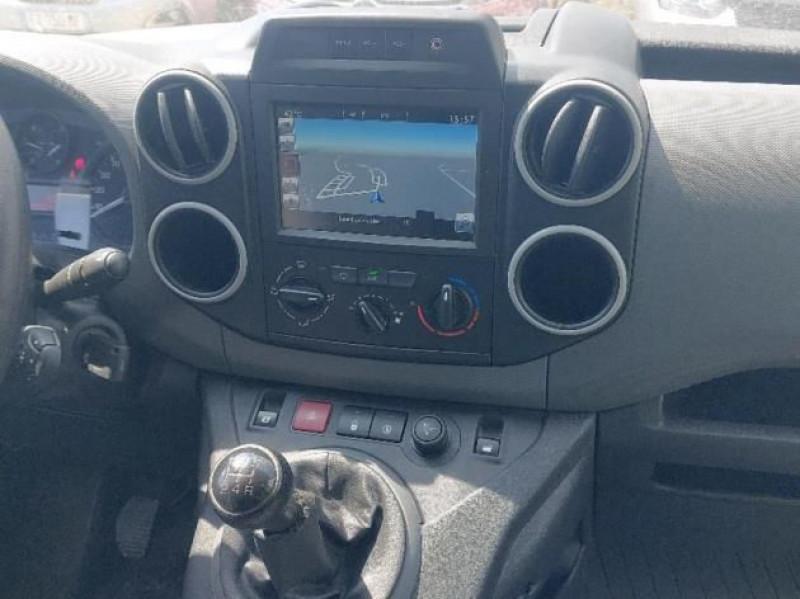 Photo 9 de l'offre de CITROEN BERLINGO M 1.6 BLUEHDI 75 BUSINESS à 9500€ chez Brignais automobiles