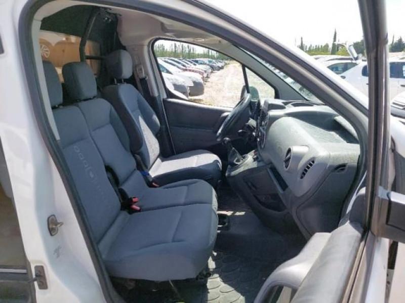 Photo 6 de l'offre de CITROEN BERLINGO M 1.6 BLUEHDI 75 BUSINESS à 10680€ chez Brignais automobiles