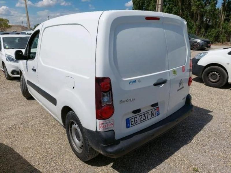 Photo 3 de l'offre de CITROEN BERLINGO M 1.6 BLUEHDI 75 BUSINESS à 10680€ chez Brignais automobiles