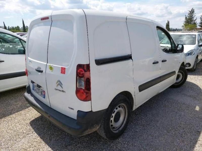 Photo 4 de l'offre de CITROEN BERLINGO M 1.6 BLUEHDI 75 BUSINESS à 10680€ chez Brignais automobiles