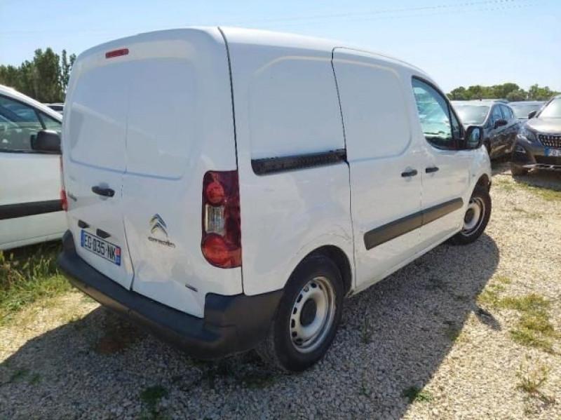 Photo 4 de l'offre de CITROEN BERLINGO M 1.6 BLUEHDI 75 BUSINESS à 9900€ chez Brignais automobiles