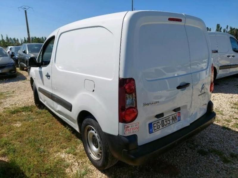 Photo 3 de l'offre de CITROEN BERLINGO M 1.6 BLUEHDI 75 BUSINESS à 9900€ chez Brignais automobiles
