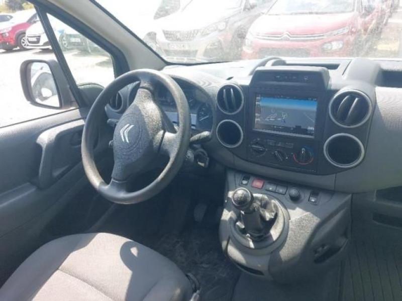 Photo 5 de l'offre de CITROEN BERLINGO M 1.6 BLUEHDI 75 BUSINESS à 9500€ chez Brignais automobiles