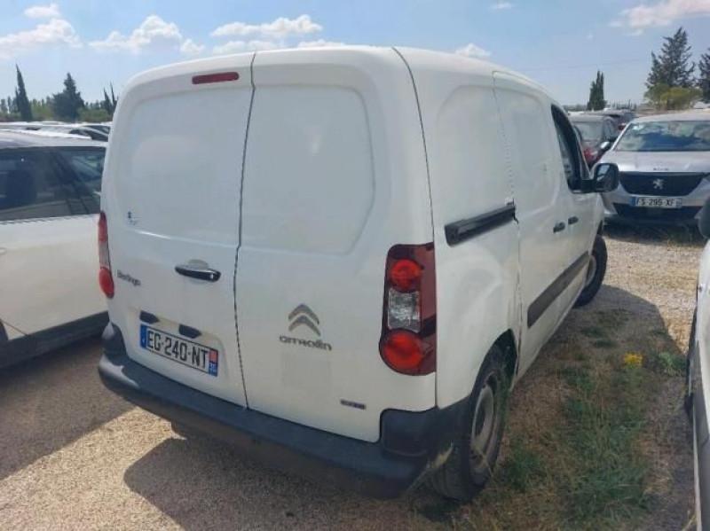 Photo 4 de l'offre de CITROEN BERLINGO M 1.6 BLUEHDI 75 BUSINESS à 9500€ chez Brignais automobiles