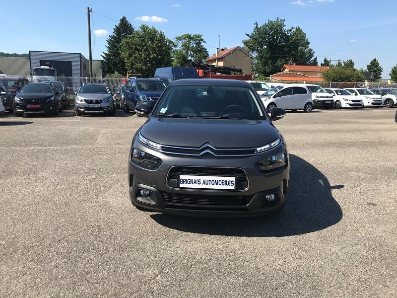 Photo 2 de l'offre de CITROEN C4 CACTUS BLUEHDI 100CH S&S FEEL E6.D-TEMP à 14900€ chez Brignais automobiles