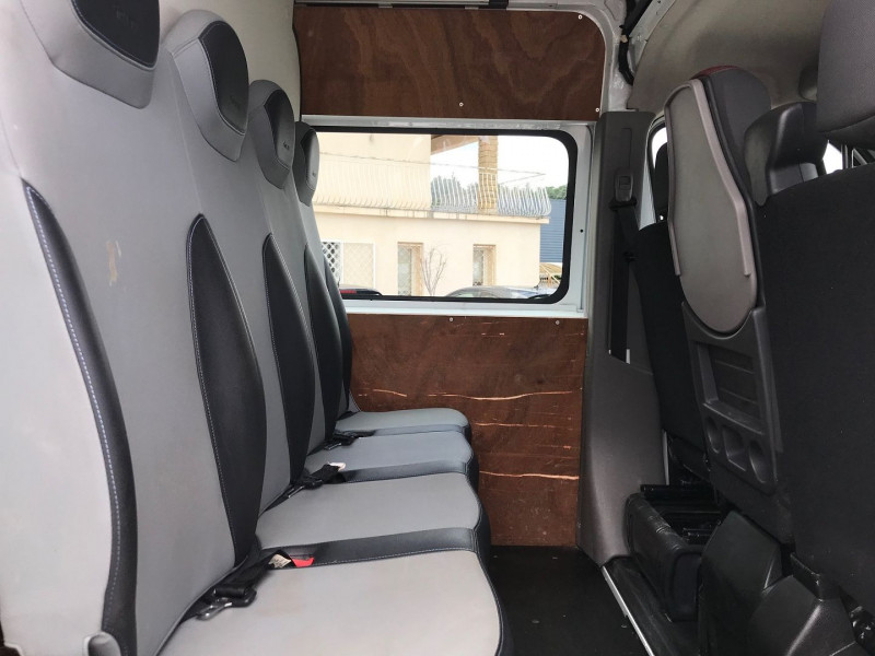Photo 10 de l'offre de RENAULT MASTER III FG F3500 L2H2 2.3 DCI 110CH CABINE APPROFONDIE GRAND CONFORT EURO6 à 17900€ chez Brignais automobiles