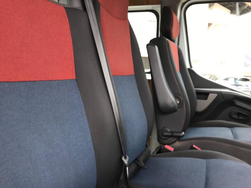 Photo 8 de l'offre de RENAULT MASTER III FG F3500 L2H2 2.3 DCI 110CH CABINE APPROFONDIE GRAND CONFORT EURO6 à 17900€ chez Brignais automobiles