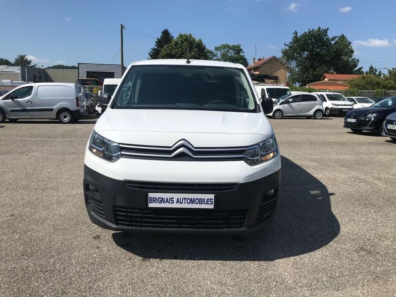 Photo 2 de l'offre de CITROEN BERLINGO VAN XL 950KG BLUEHDI 100 S&S CLUB à 15900€ chez Brignais automobiles
