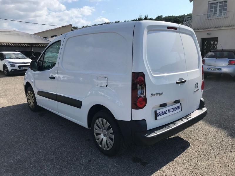 Photo 4 de l'offre de CITROEN BERLINGO M 1.6 BLUEHDI 75 BUSINESS à 11400€ chez Brignais automobiles