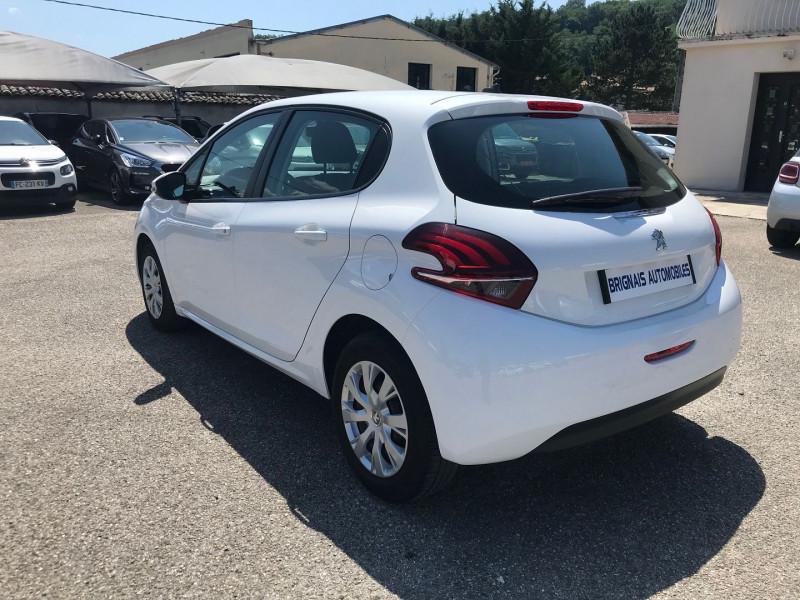 Photo 4 de l'offre de PEUGEOT 208 AFFAIRE 1.6 BLUEHDI 100CH S&S PREMIUM PACK EURO6C à 9900€ chez Brignais automobiles