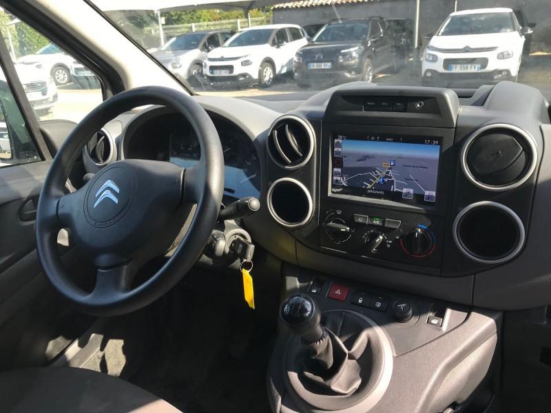 Photo 9 de l'offre de CITROEN BERLINGO M 1.6 BLUEHDI 75 BUSINESS à 11400€ chez Brignais automobiles