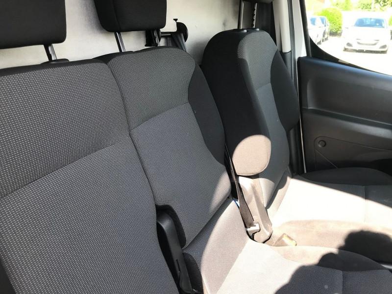 Photo 8 de l'offre de CITROEN BERLINGO M 1.6 BLUEHDI 75 BUSINESS à 11400€ chez Brignais automobiles