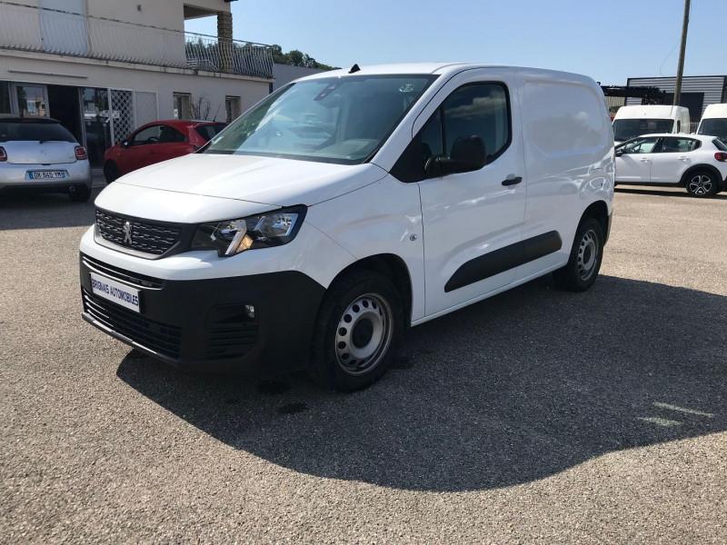 Photo 3 de l'offre de PEUGEOT PARTNER STANDARD 1000KG BLUEHDI 100CH S&S PREMIUM à 16200€ chez Brignais automobiles