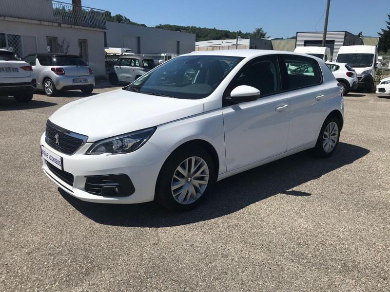 Photo 3 de l'offre de PEUGEOT 308 AFFAIRE 1.6 BLUEHDI 100CH S&S PREMIUM PACK à 11900€ chez Brignais automobiles