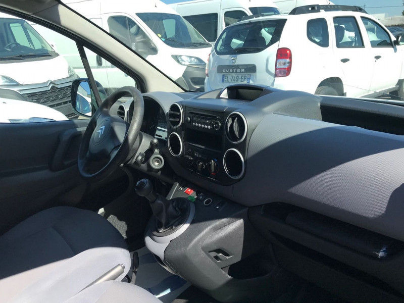 Photo 7 de l'offre de CITROEN BERLINGO 20 L1 HDI 75 CLUB à 9900€ chez Brignais automobiles