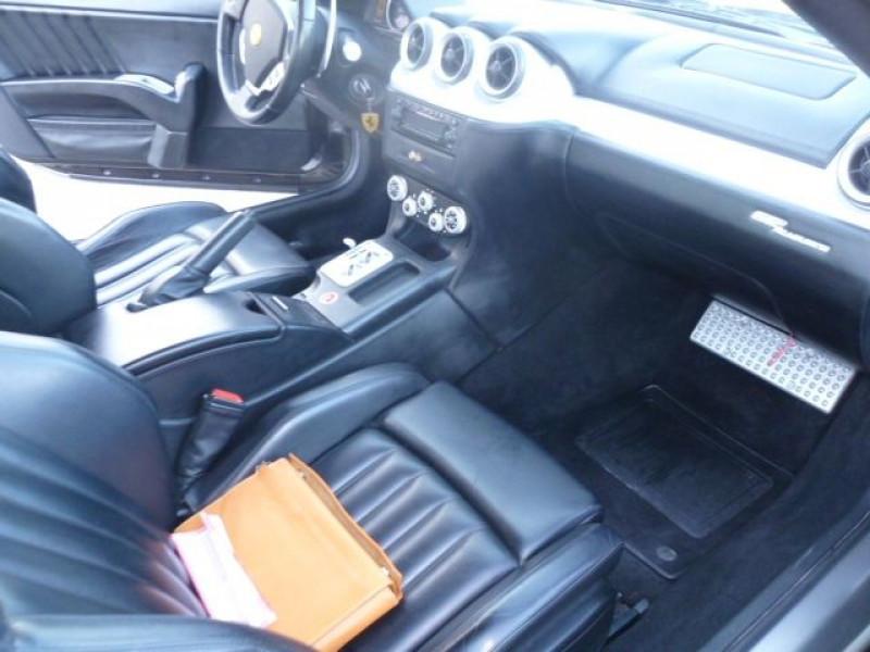 Photo 7 de l'offre de FERRARI 612 SCAGLIETTI V12 5.7 F1 à 69900€ chez Brignais automobiles