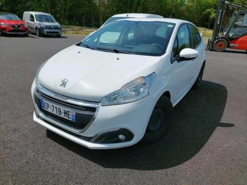 Peugeot 208 AFFAIRE 1.6 BLUEHDI 100CH PREMIUM PACK Diesel BLANC Occasion à vendre