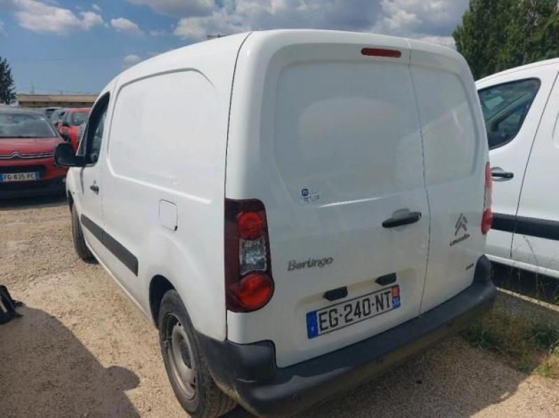 Photo 3 de l'offre de CITROEN BERLINGO M 1.6 BLUEHDI 75 BUSINESS à 9500€ chez Brignais automobiles