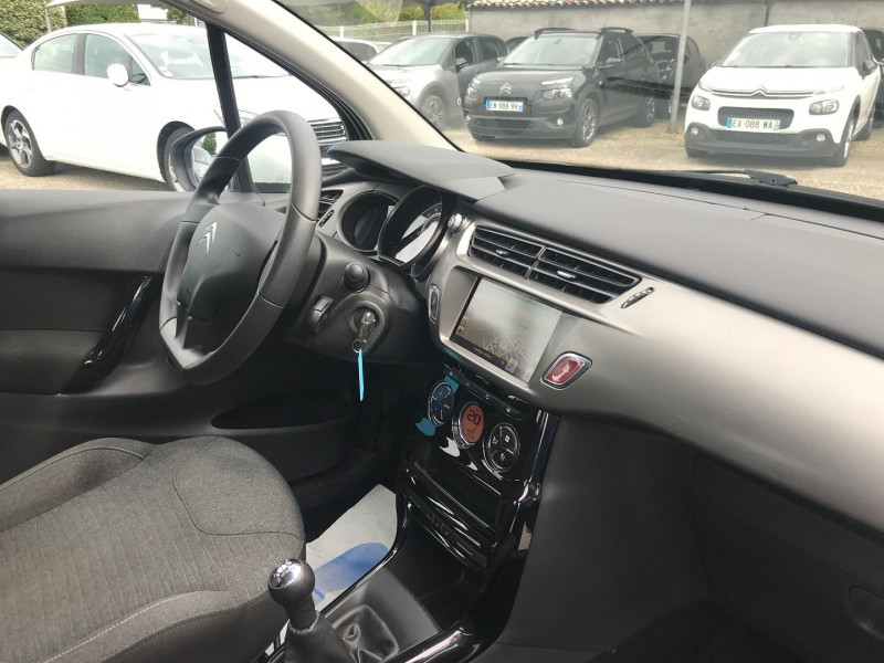 Photo 7 de l'offre de CITROEN C3 STE 1.6 BLUEHDI 75 S&S 79G CONFORT à 6400€ chez Brignais automobiles