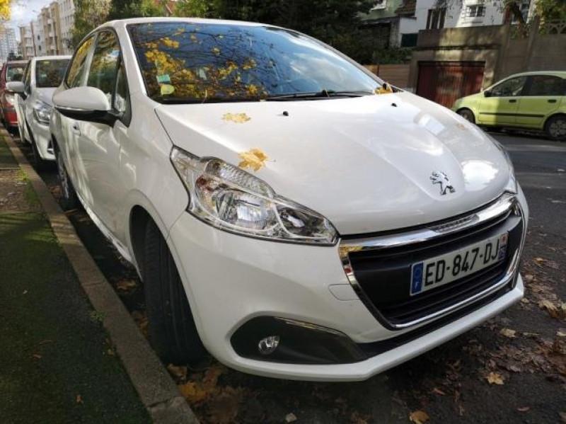 Photo 2 de l'offre de PEUGEOT 208 AFFAIRE 1.6 BLUEHDI 75CH PACK CLIM NAV 5P à 8900€ chez Brignais automobiles