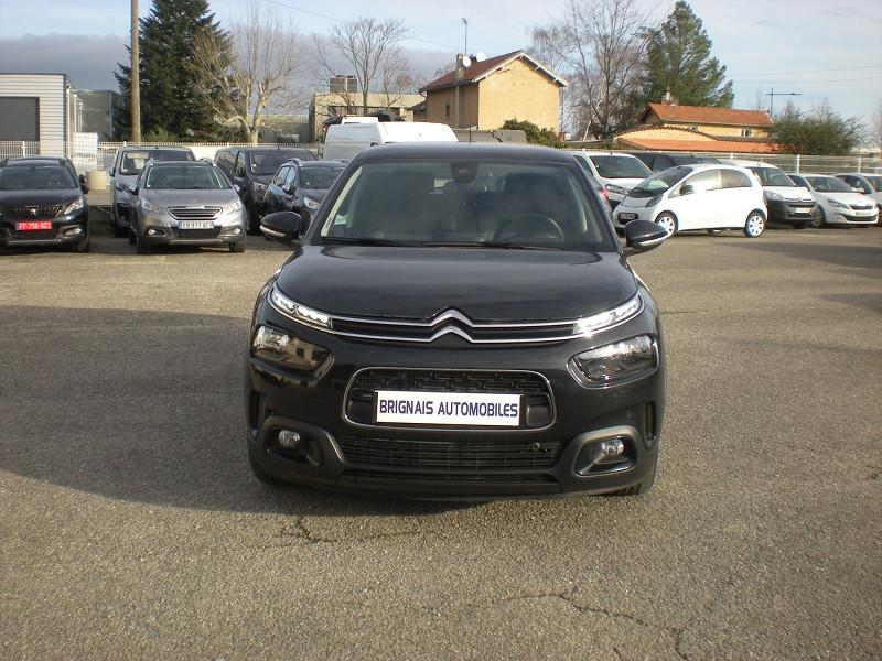 Photo 2 de l'offre de CITROEN C4 CACTUS BLUEHDI 100CH S&S SHINE E6.D-TEMP à 16900€ chez Brignais automobiles