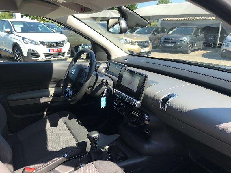 Photo 7 de l'offre de CITROEN C4 CACTUS BLUEHDI 100CH S&S FEEL E6.D-TEMP à 14900€ chez Brignais automobiles