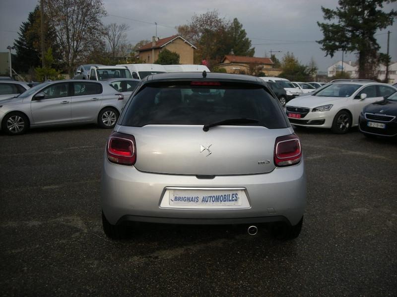 Photo 5 de l'offre de DS DS 3 BLUEHDI 100CH SO CHIC S&S à 13900€ chez Brignais automobiles