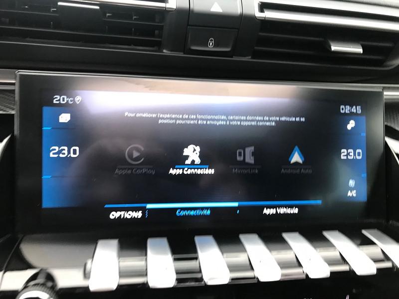 Photo 12 de l'offre de PEUGEOT 508 BLUEHDI 180CH S&S GT LINE EAT8 à 36900€ chez Brignais automobiles