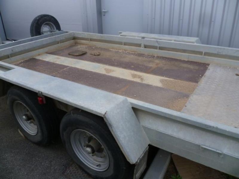 Photo 5 de l'offre de CHAUVEAU MECANO REMORQUE PORTE-MATERIEL PM35RP35 à 7080€ chez Brignais automobiles