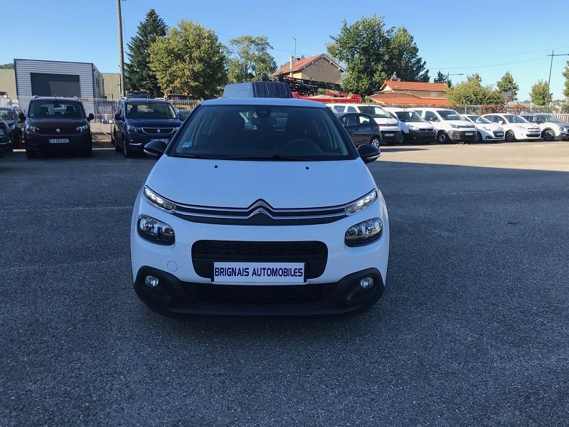 Photo 2 de l'offre de CITROEN C3 BLUEHDI 75CH FEEL BUSINESS S&S à 12400€ chez Brignais automobiles
