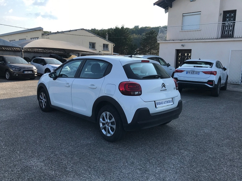 Photo 4 de l'offre de CITROEN C3 BLUEHDI 75CH FEEL BUSINESS S&S à 11900€ chez Brignais automobiles
