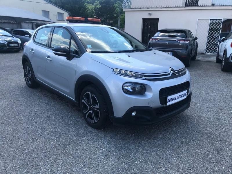 Photo 1 de l'offre de CITROEN C3 STE 1.6 BLUEHDI 75CH S&S FEEL NAV à 8900€ chez Brignais automobiles