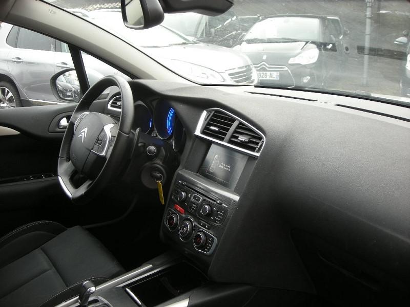 Photo 7 de l'offre de CITROEN C4 STE 1.6 E-HDI 115 FAP BUSINESS ETG6 à 10900€ chez Brignais automobiles