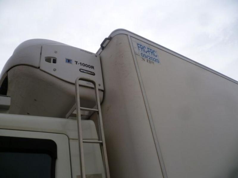 Photo 9 de l'offre de DAF FA LF 55.220 E15 CAISSE FRIGO BI-TEMPERATURE + HAYON à 23400€ chez Brignais automobiles