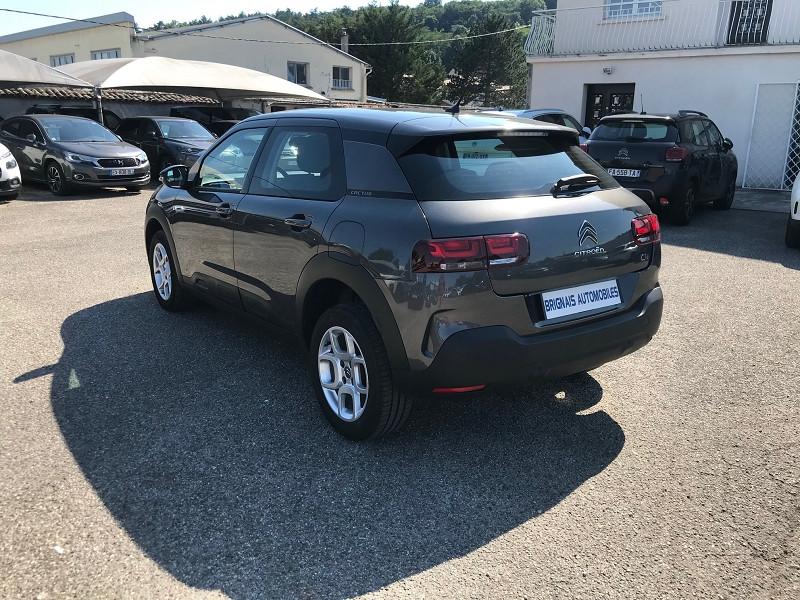 Photo 4 de l'offre de CITROEN C4 CACTUS BLUEHDI 100CH S&S FEEL E6.D-TEMP à 14900€ chez Brignais automobiles