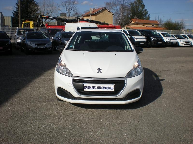 Photo 2 de l'offre de PEUGEOT 208 AFFAIRE 1.6 BLUEHDI 100CH PACK CLIM 5P à 6900€ chez Brignais automobiles