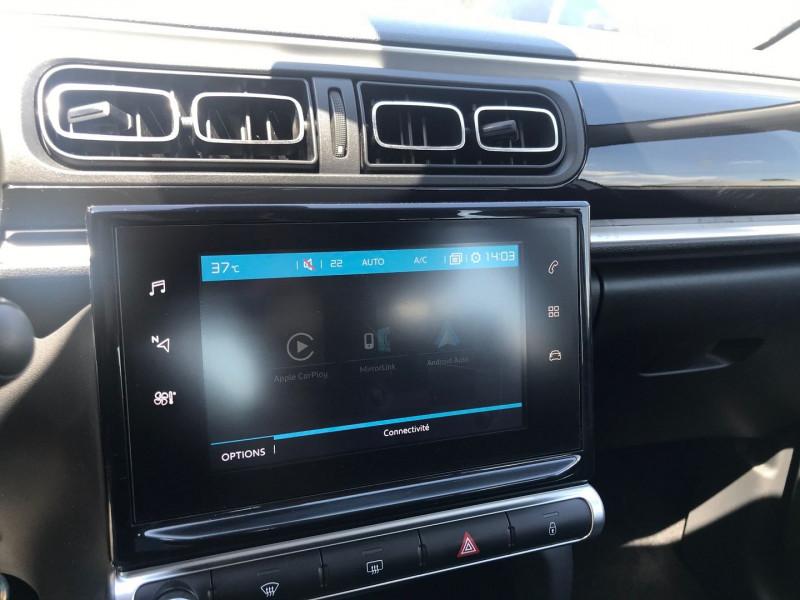 Photo 11 de l'offre de CITROEN C3 STE 1.6 BLUEHDI 75CH S&S FEEL NAV à 8900€ chez Brignais automobiles