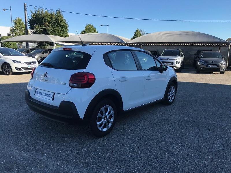 Photo 6 de l'offre de CITROEN C3 BLUEHDI 75CH FEEL BUSINESS S&S à 12400€ chez Brignais automobiles