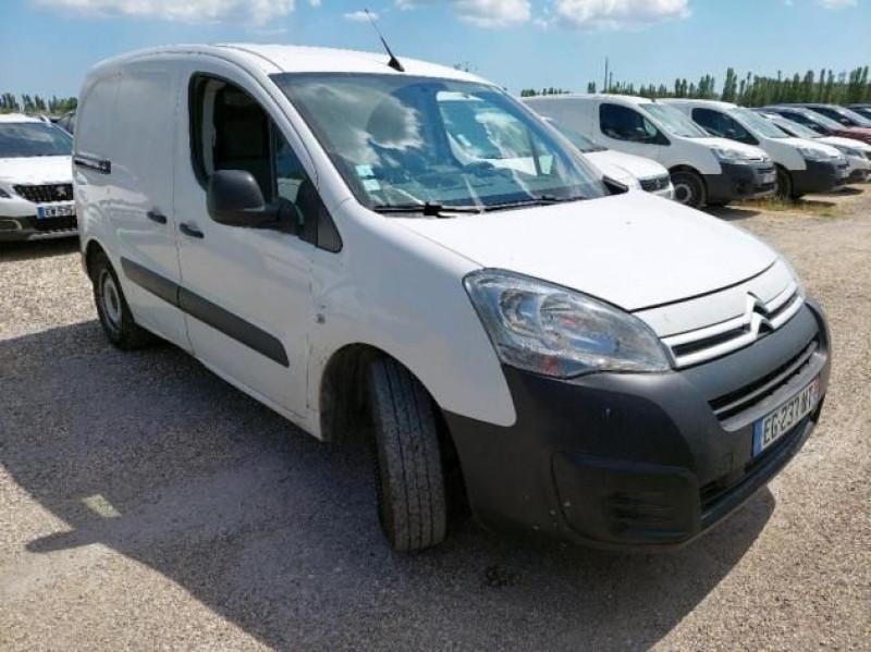 Photo 2 de l'offre de CITROEN BERLINGO M 1.6 BLUEHDI 75 BUSINESS à 10680€ chez Brignais automobiles