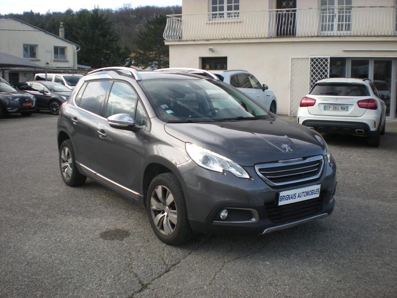 Peugeot 2008 1.6 BLUEHDI 100CH  BUSINESS PACK Diesel GRIS F Occasion à vendre