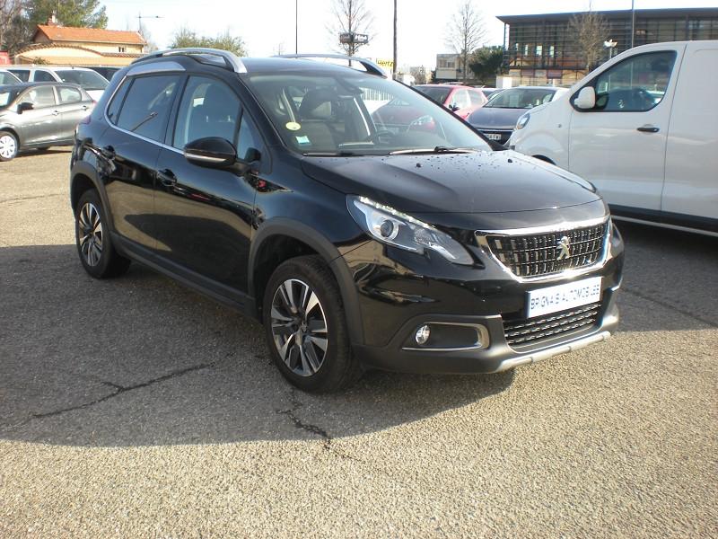 Peugeot 2008 1.6 BLUEHDI 100CH ALLURE BUSINESS S&S ETG6 Diesel NOIR Occasion à vendre