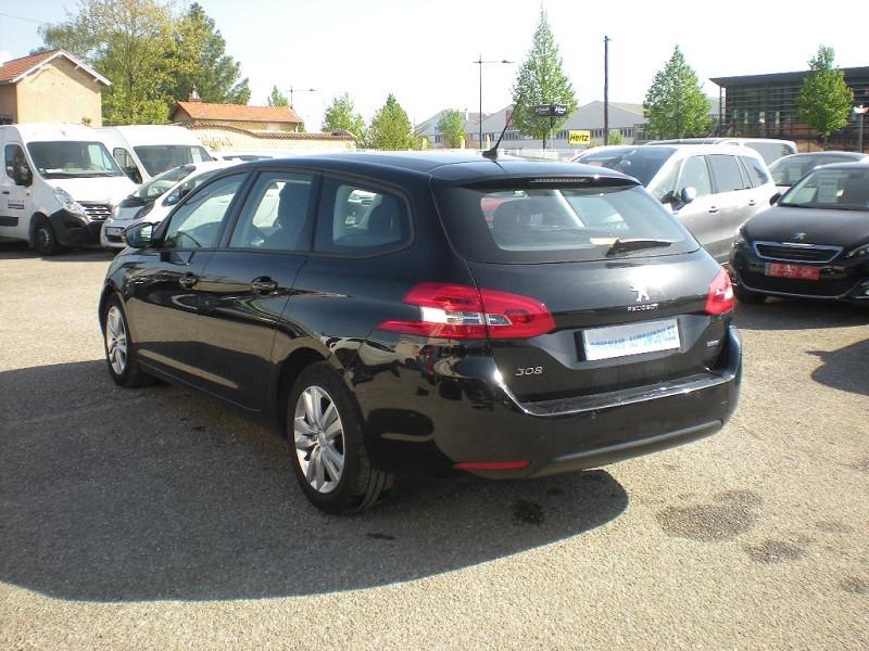 Photo 4 de l'offre de PEUGEOT 308 SW 1.6 BLUEHDI FAP 120CH BUSINESS PACK à 10900€ chez Brignais automobiles