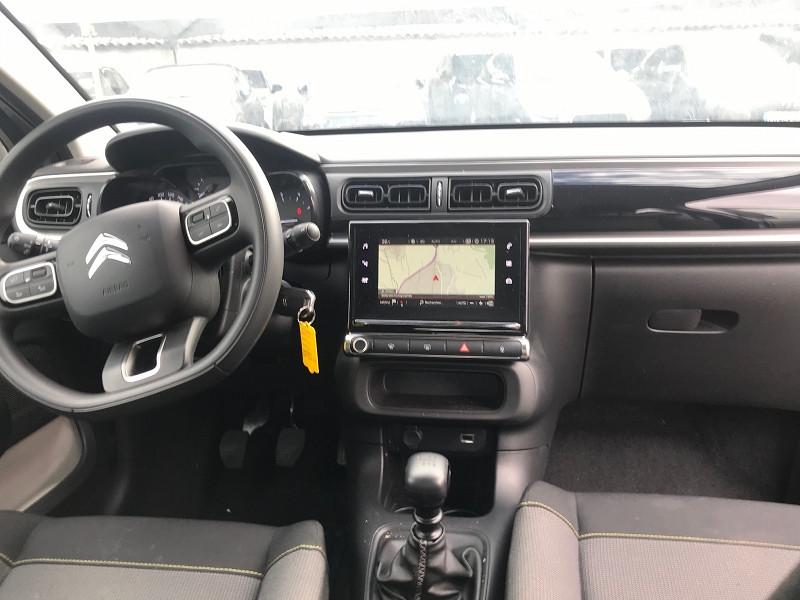 Photo 10 de l'offre de CITROEN C3 BLUEHDI 100CH FEEL S&S E6.D-TEMP à 14500€ chez Brignais automobiles