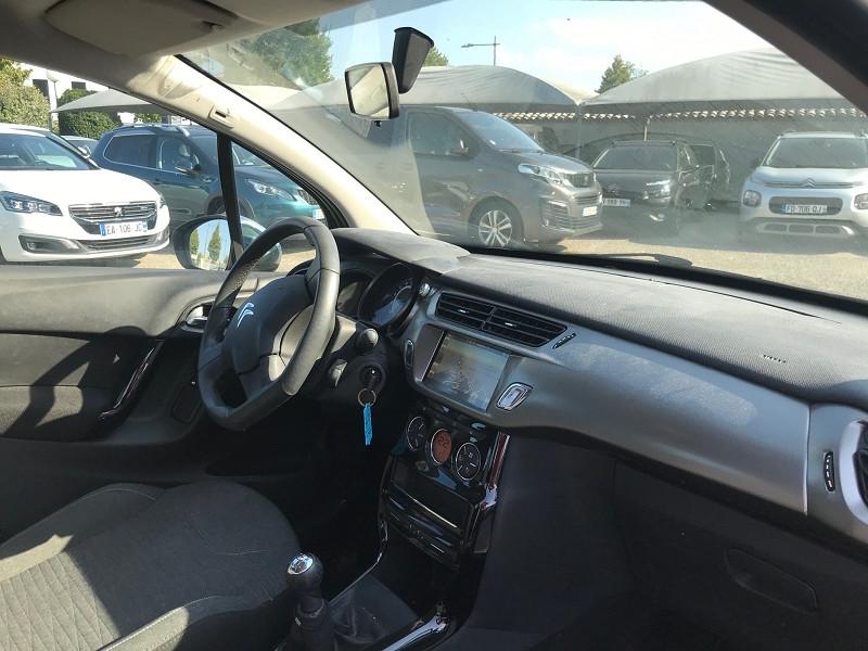 Photo 7 de l'offre de CITROEN C3 BLUEHDI 75 CONFORT BUSINESS S&S 79G à 9400€ chez Brignais automobiles