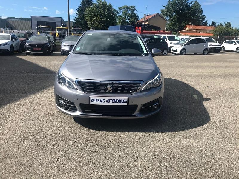 Photo 2 de l'offre de PEUGEOT 308 1.2 PURETECH 130CH E6.3 S&S ALLURE EAT8 à 22400€ chez Brignais automobiles