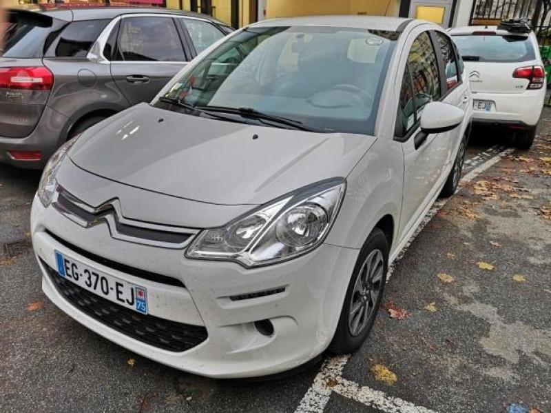 Photo 1 de l'offre de CITROEN C3 STE 1.6 BLUEHDI 75 CONFORT à 8400€ chez Brignais automobiles