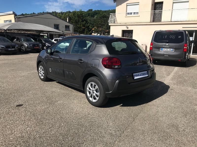 Photo 4 de l'offre de CITROEN C3 BLUEHDI 100CH FEEL S&S E6.D-TEMP à 14500€ chez Brignais automobiles